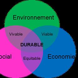3 piliers developpement durable